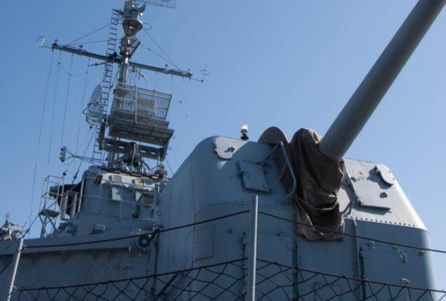 Ship History | USS Kidd