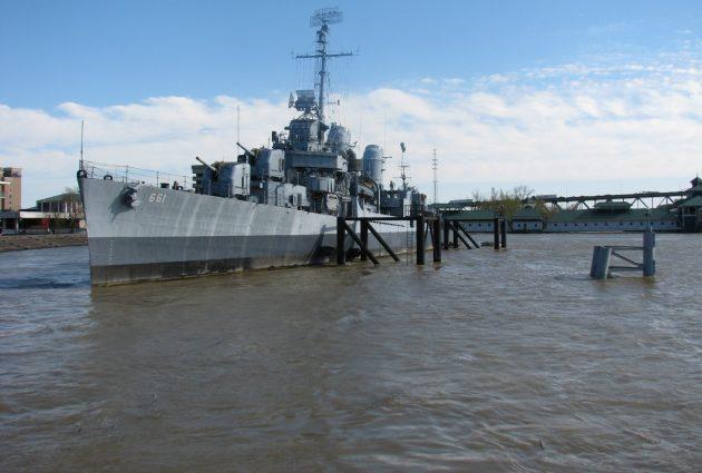 Plan Your Visit | USS Kidd